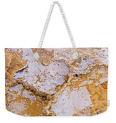 Shattered Heart - Love Yellowstone 5 Weekender Tote Bag