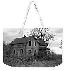 Shattered Ties Weekender Tote Bag
