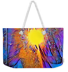 Shattering Perceptions   Weekender Tote Bag