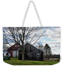 Shaw Hill Farm Weekender Tote Bag