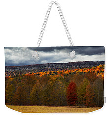 Shawangunk Mountains Hudson Valley Ny Weekender Tote Bag