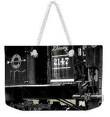Shay Locomotive 2 Weekender Tote Bag