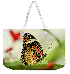 She Is A Beauty Weekender Tote Bag by Nick Boren