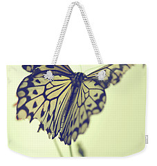 She Lights The Way Weekender Tote Bag by The Art Of Marilyn Ridoutt-Greene