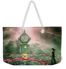 Shed Of Dimensions Weekender Tote Bag