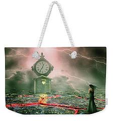 Shed Of Dimensions Weekender Tote Bag