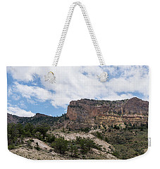 Sheep Mountain Weekender Tote Bag