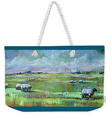 Sheep Of His Field Weekender Tote Bag