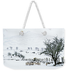 Sheep Shelter  Weekender Tote Bag