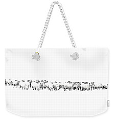 Sheeple  Weekender Tote Bag