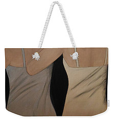 Sheer Weekender Tote Bag