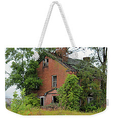 Sheffield House Panorama Weekender Tote Bag by Bonfire Photography