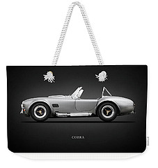 Shelby Cobra 427 Sc 1965 Weekender Tote Bag