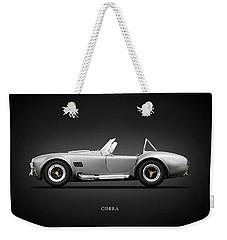 Shelby Cobra 427 Sc 1965 Weekender Tote Bag