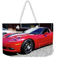 Shelby Corvette Weekender Tote Bag