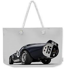 Shelby Daytona Weekender Tote Bag