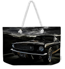 Shelby Gt350h Rent-a-racer Weekender Tote Bag