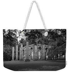 Sheldon Church 4 Bw Weekender Tote Bag