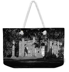 Sheldon Church 7 Bw Weekender Tote Bag