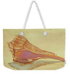 Shell 5 Weekender Tote Bag
