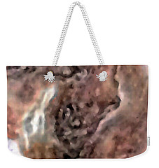 Shell Boy Spirit Photo Weekender Tote Bag