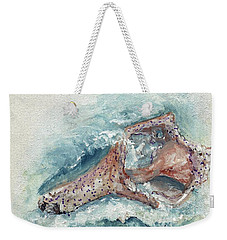 Shell Gift From The Sea Weekender Tote Bag