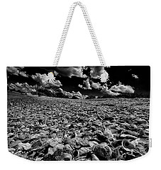 Shell Island Weekender Tote Bag by Kevin Cable