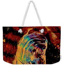 Shell Space Weekender Tote Bag