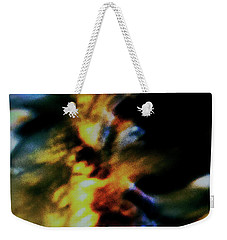 Shell Dancing Weekender Tote Bag by Gina O'Brien