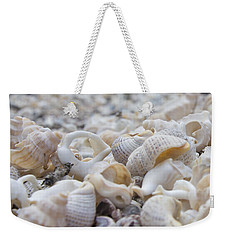 Shells 3 Weekender Tote Bag