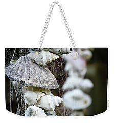 Shells Composition Weekender Tote Bag