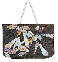 Shells From The Sea Of Galilee Weekender Tote Bag