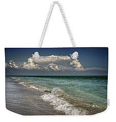 Shells, Surf And Summer Sky Weekender Tote Bag