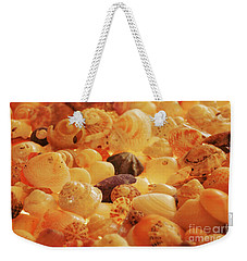 Shells Xvii Weekender Tote Bag
