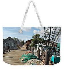 Shelter Island Weekender Tote Bag