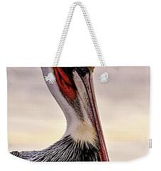 Shelter Island's Pelican Weekender Tote Bag