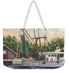 Shem Creek  Weekender Tote Bag