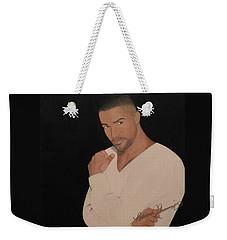 Shemar Moore Weekender Tote Bag