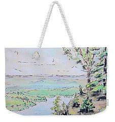 Shenandoah Weekender Tote Bag