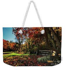 Shenandoah Fall Weekender Tote Bag