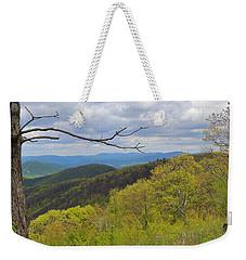 Shenandoah National Park Weekender Tote Bag