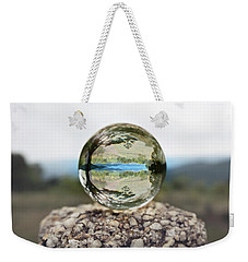 Weekender Tote Bag featuring the photograph Shenandoah by Sue Collura