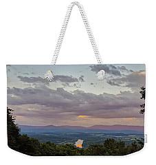 Shenandoah Valley August Sunset Weekender Tote Bag