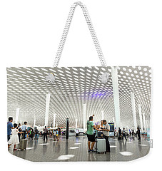 Shenzhen Airport Weekender Tote Bag