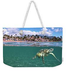 Sheraton Maui Weekender Tote Bag
