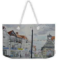 Sheringham High Street Weekender Tote Bag