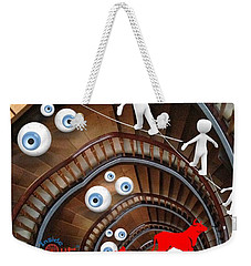 Sherlocks Labyrinth Weekender Tote Bag