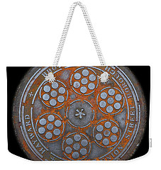 Shield 2 Weekender Tote Bag