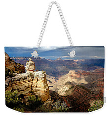 Shifting Shadows Weekender Tote Bag