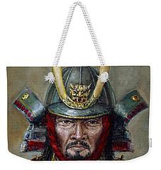 Shimazu Yoshihisa Weekender Tote Bag